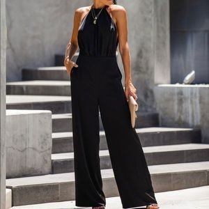 Chic Pocketed Jumpsuit